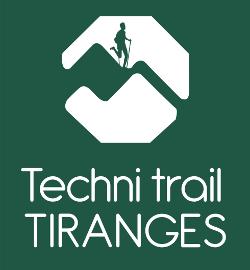 Capture du site Techni'Trail de Tiranges 2020